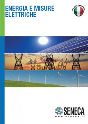 Energy and Electrical measurement Catalog