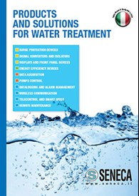 Product and solutions for waters treatment