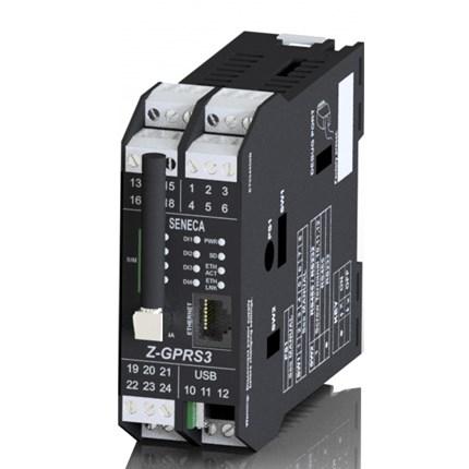 Z-GPRS3   Erweiterte Datenlogger   SENECA
