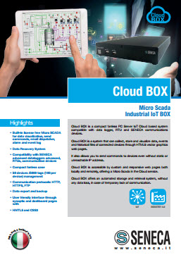 Cloud BOX Platform Range Flyer