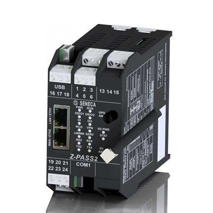 Z-PASS2-S ENERGY   Energie-management-kontroller   SENECA