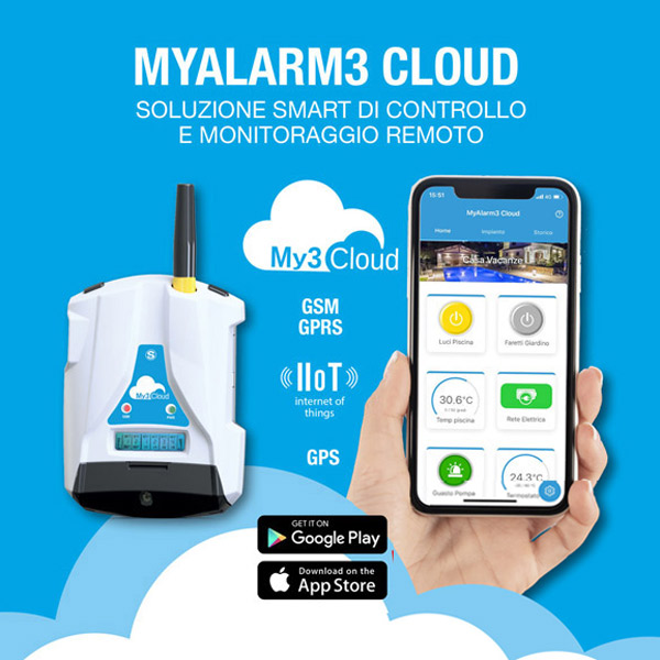 SENECA MyALARM3 CLoud