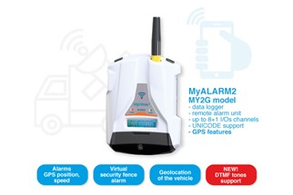 MyALARM2 GPS - newsletter